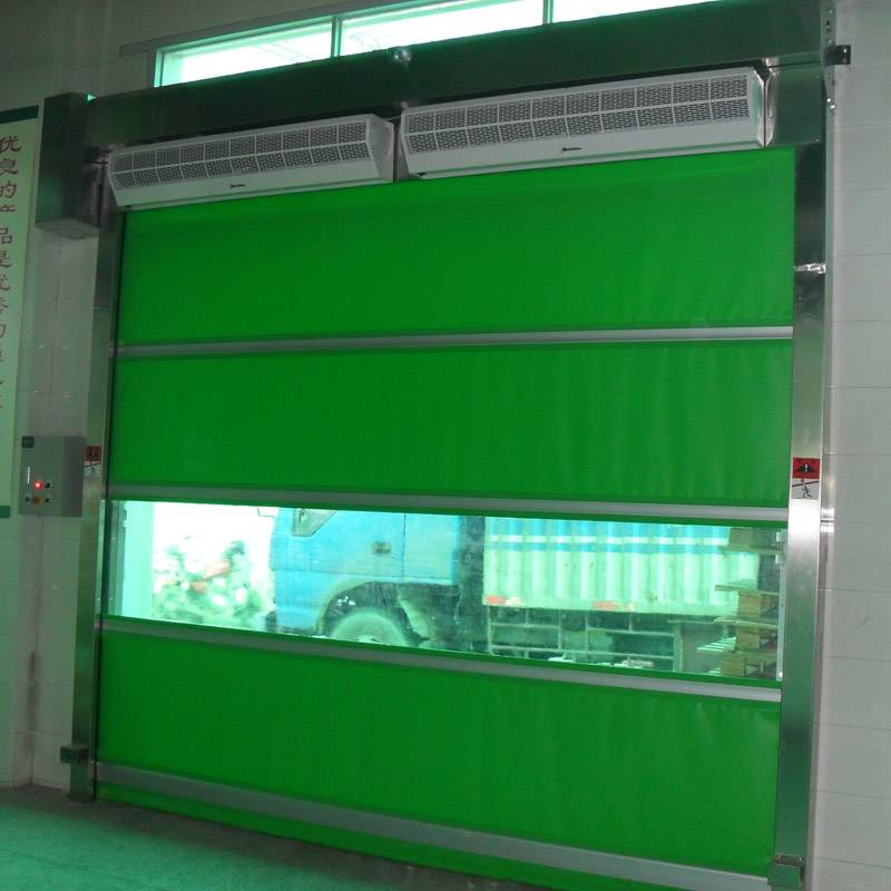 magnetic shutter rolling  door