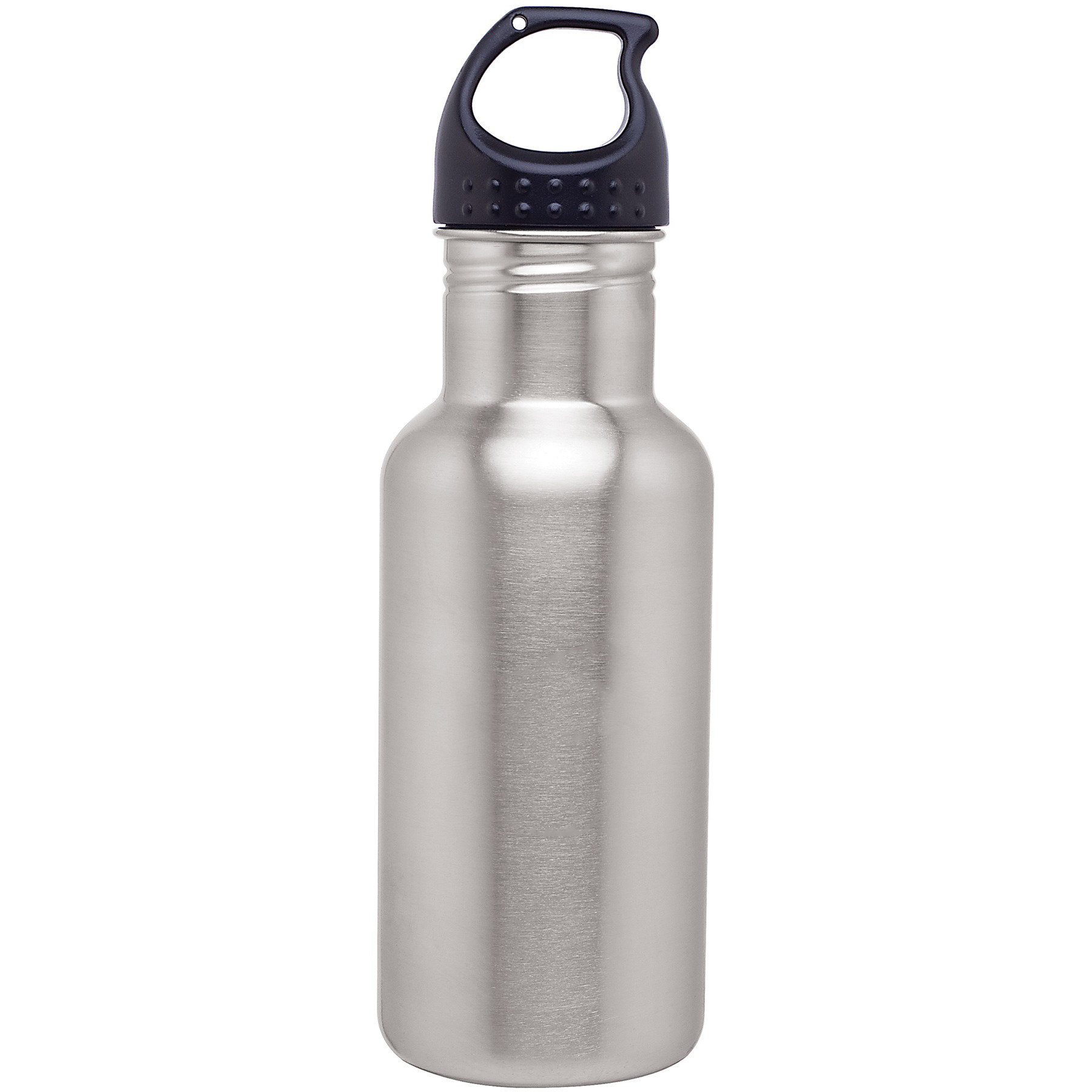ZC-OT-P Best Stainless Steel BPA Free Water Slim Bottle Value Pack with Free Carabiner and Leak Proo