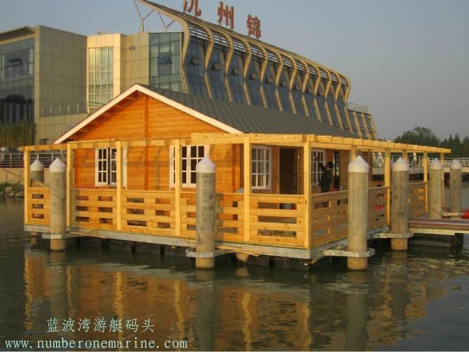 Floating Platform,Floating House
