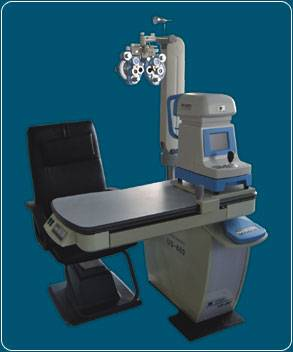 US-660 optometry combined table
