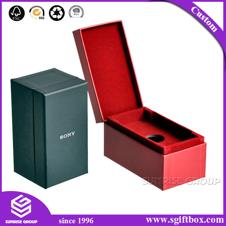 Sunrise Custom Printed Creative Small Product Packaging Box