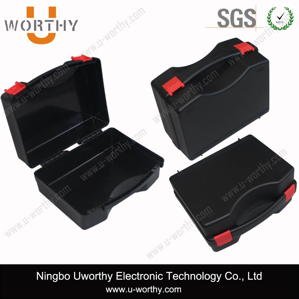 Plastic Carrying Case with Foam Insert
