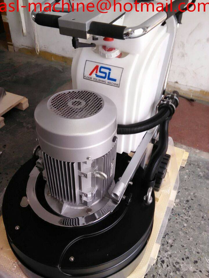 [ASL750-T9]$ Floor Grinding Machine With Planetary Plate