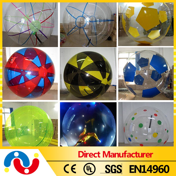 Good selling inflatable water zorb ball