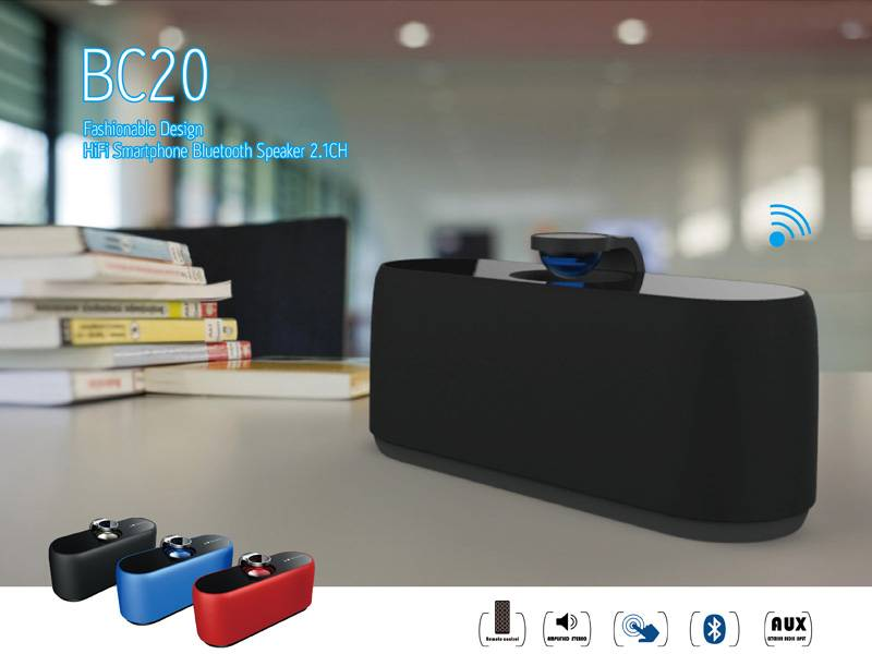 portable bluetooth speaker from china factory
