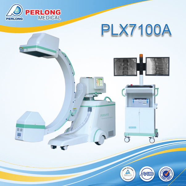 Surgical 25kw C-arm X-ray Machine PLX7100A pulse fluoroscope