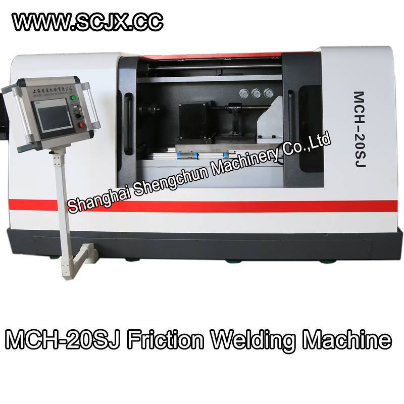 200KN Servo system Friction Welding Machine