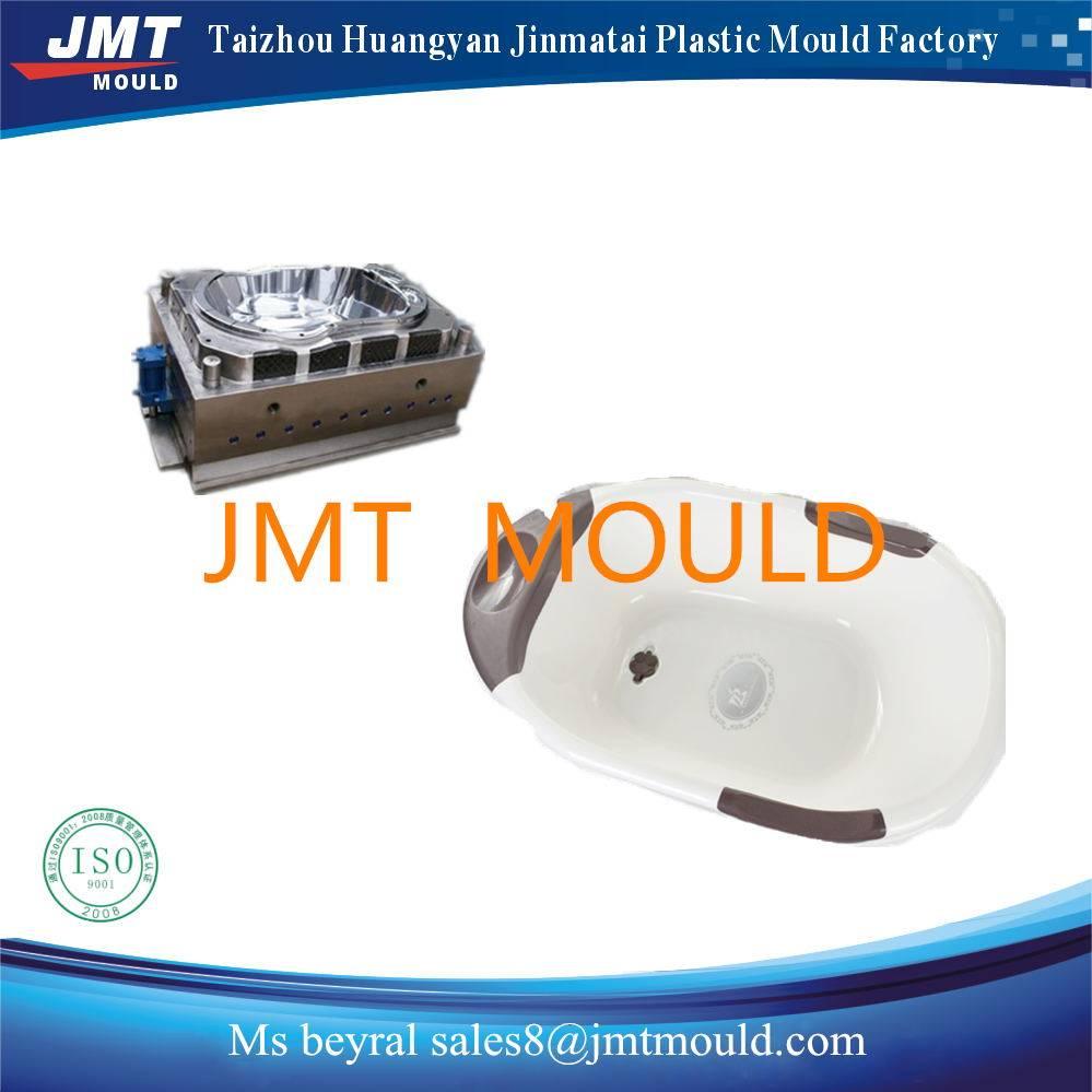 high quality Taizhou plastic injection baby bath tub mould maker