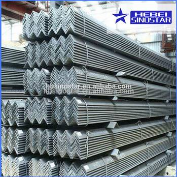 Equal hot rolled angle bar