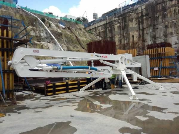Concrete Placing Boom (PB17B3R)