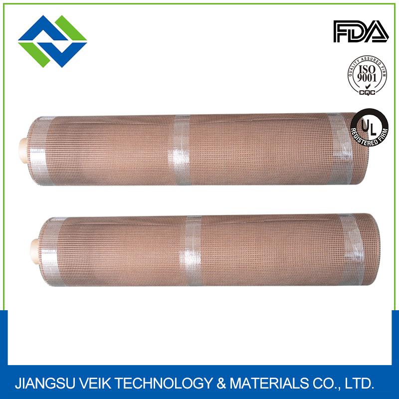 PTFE mesh conveyor belt