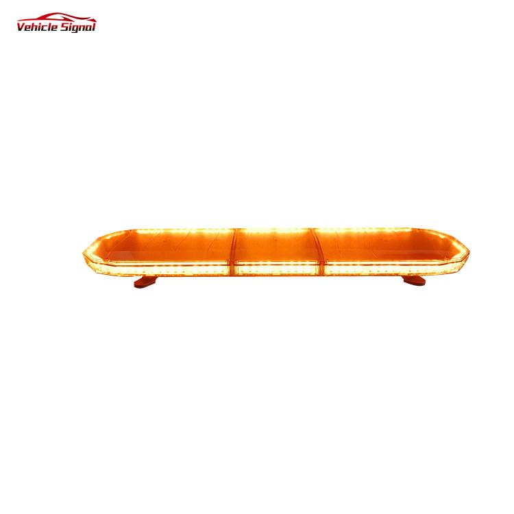 Low Profile Led Emergency Warning Lightbar High quality Amber Led Warning Light Bar for Truck