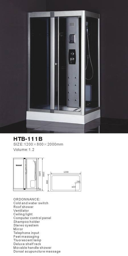 supply AILISI HTB-111B shower room