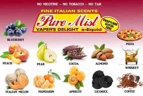 Pure Mist E-liquid