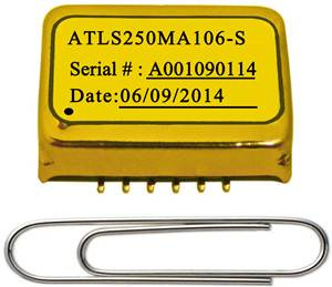 Low Noise Constant Current Laser Driver ATLS250MA106