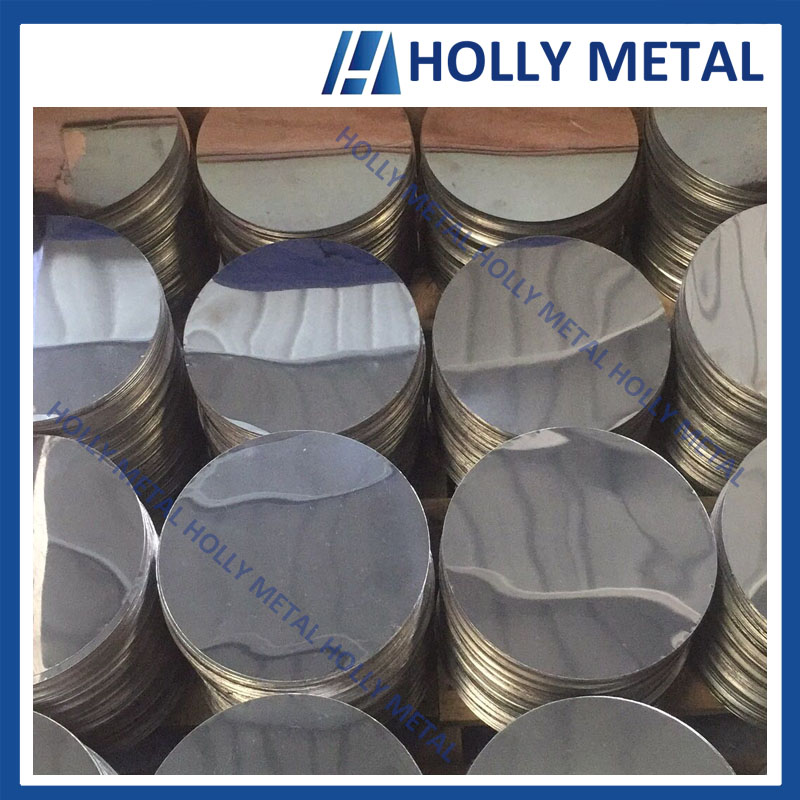 Stainless Steel Circle Disc Grade 410 430