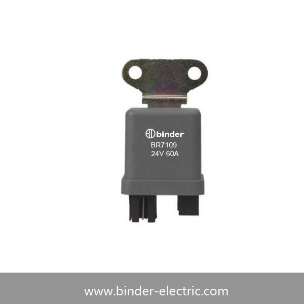 BR7109 waterproof integrated automotive relay