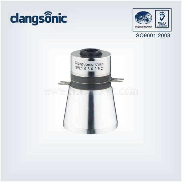 Underwater Ultrasonic Piezo Viration Transducer For Ultrasonic Glasses Cleaner