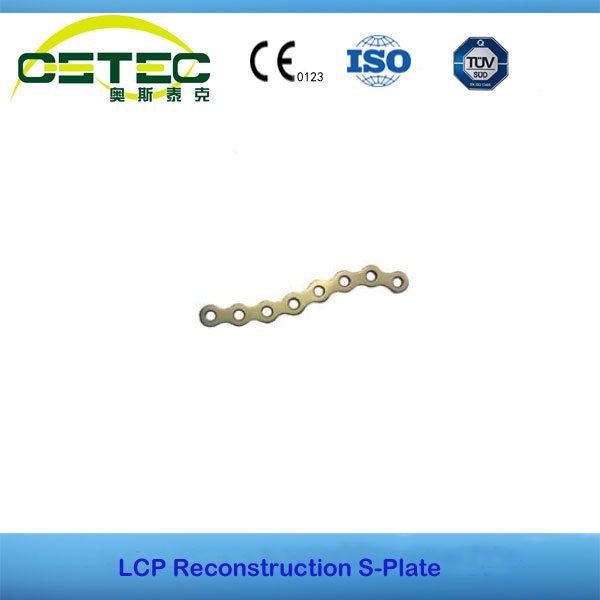 LCP Reconstruction S-Plate