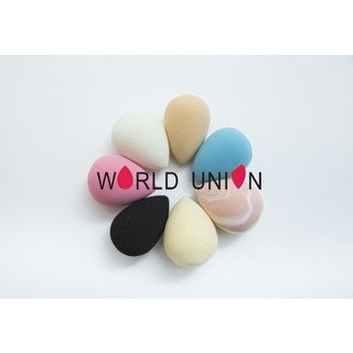 Imported Material, Fine and Smooth Texture, Teardrop Makeup Sponge