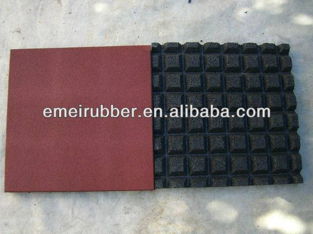 Horse 81 Holes Rubber Floor/Horse Rubber Floor Mat