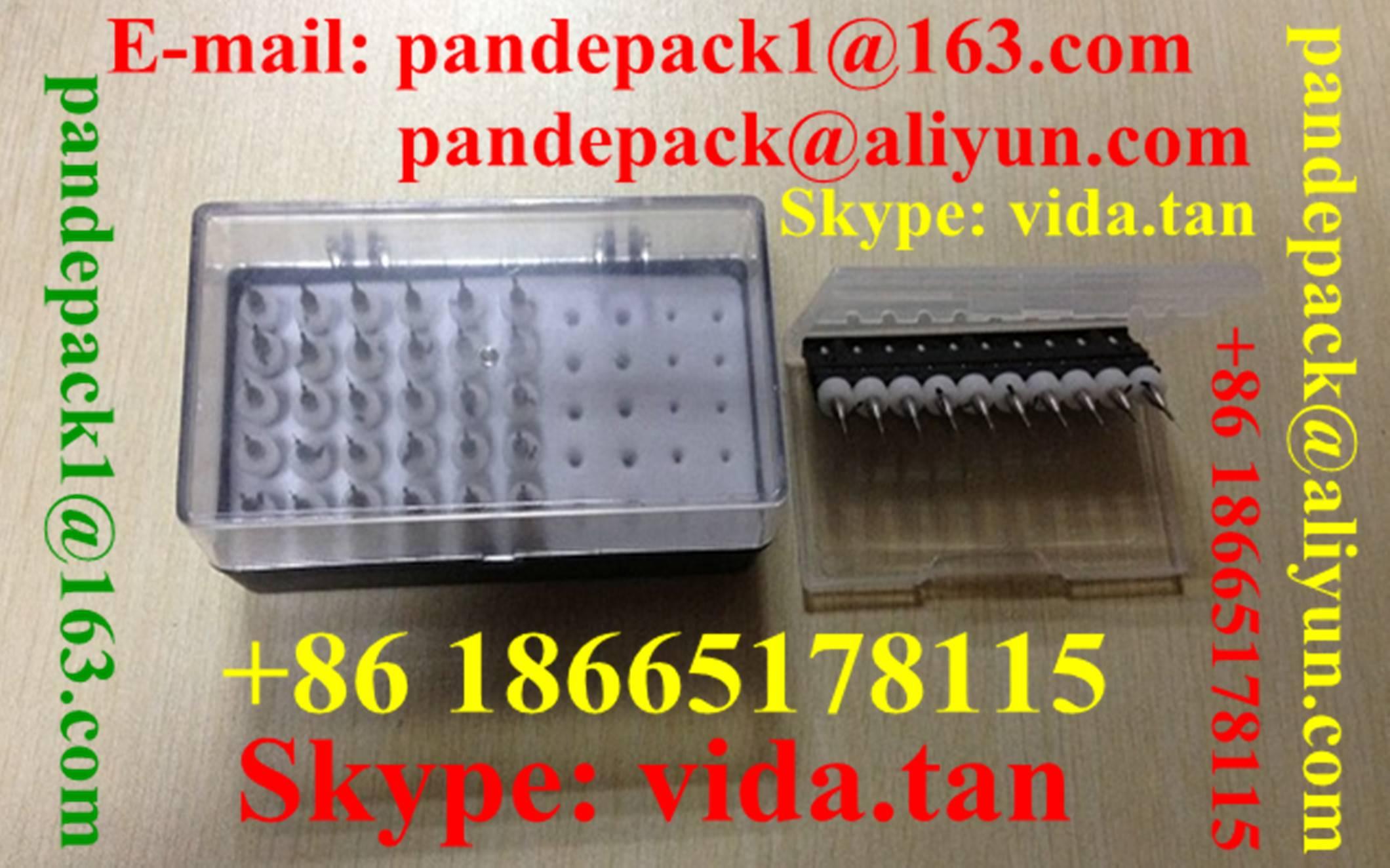 Sell MicroBox/Drill Bit Plastic Box/Pack/Package/CNC Cutting Tool Box/Pack/Tool Box/Pack/Package