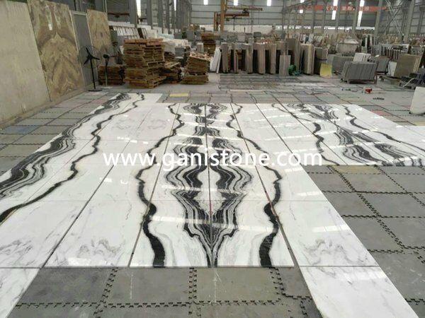 Bianco Lasa Covelano Marble