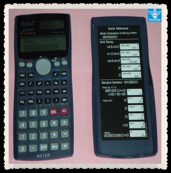 Electronic CalculatorWM-YM-007