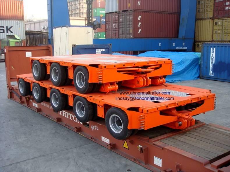 China Nicolas trailer manufacturer