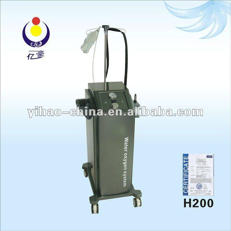 H200     Water Oxygen Jet Peel