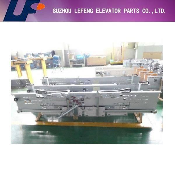 Mitsubishi Type VVVF Center Opening Four Panel Lift Door Operator Manufacturer