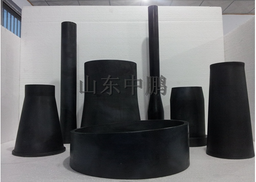 Ceramic bush (silicon carbide ceramics)