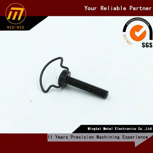 high precision CNC machine special steel screw, drawing welcome