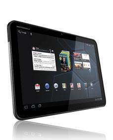 XOOM Android Tablet - wifi