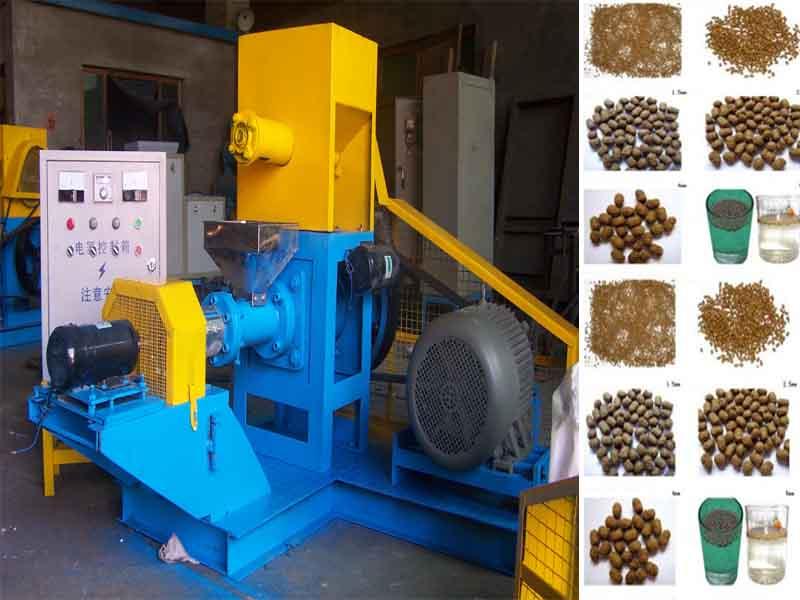floating fish pellet press machine(0086-15238618565)