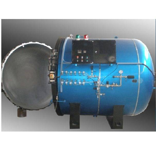 Curing champer,Autoclaves for vulcanization system type,Vulcanizing tank,vacuum pump for cold tyre r