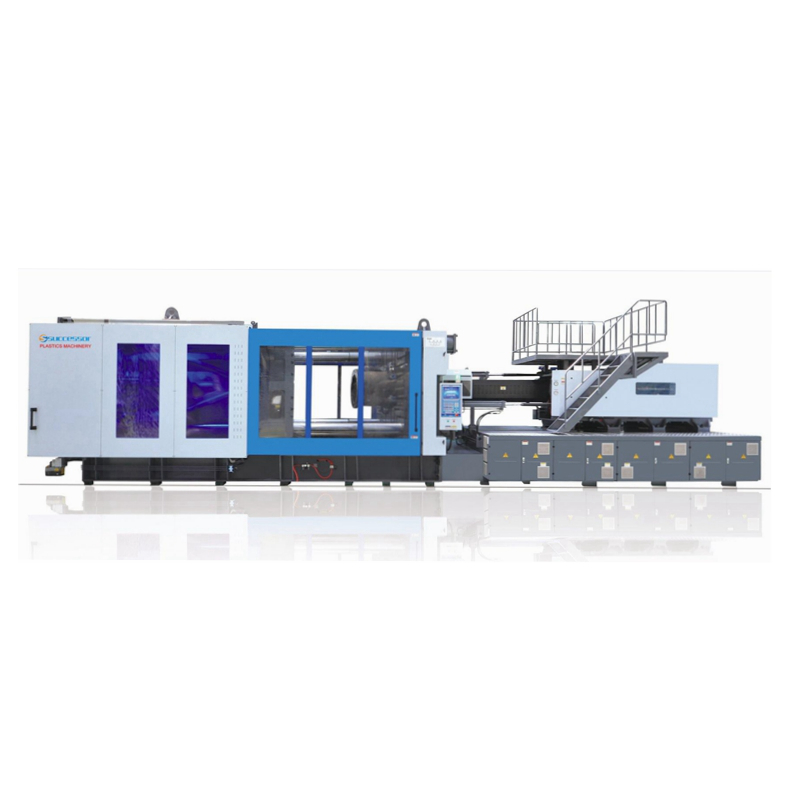 1200Ton 12000KN Clamping Force Plastic Injection Molding Machine