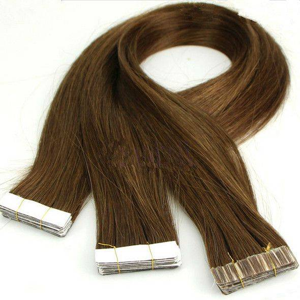 Tape Hair Extension PU Skin Weft Human Hair