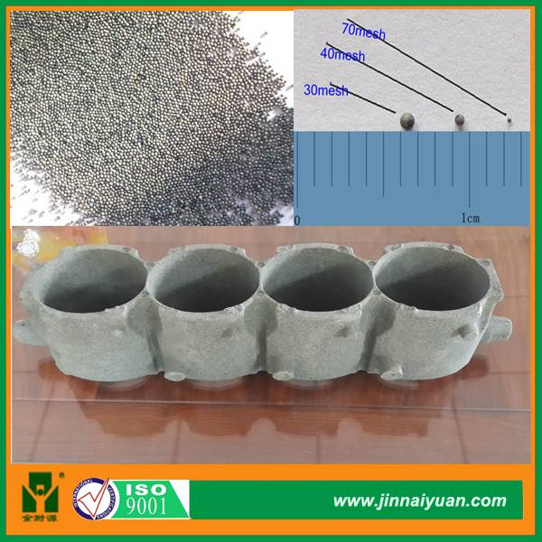 High Refractory Manufactured Sand