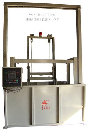 Gas-tight Pressure Testing Machine