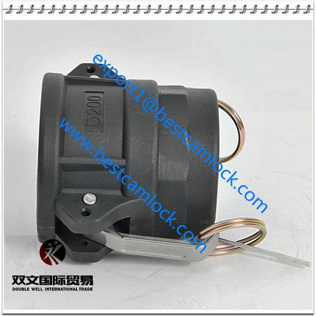 PP camlock quick coupling  connector typeD