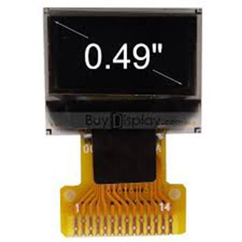 0.49 inch high quality OLED Display
