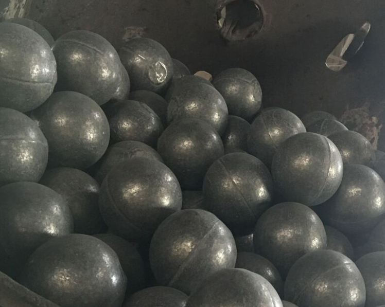 high quality alloy casting chrome grinding media iron balls