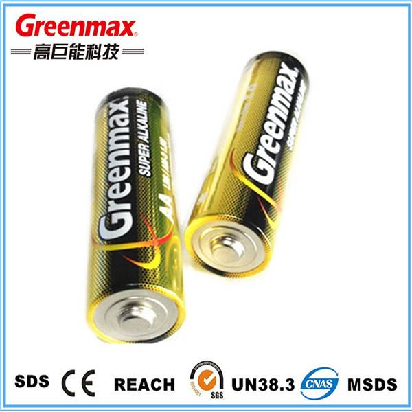 Hot sale bulk package aa um3 lr6 battery