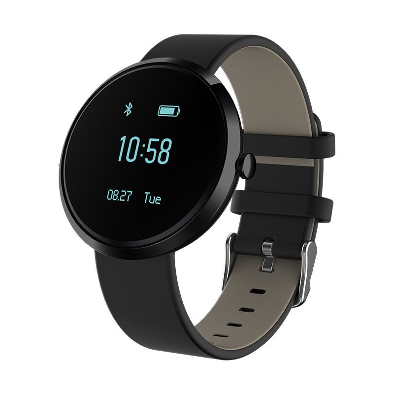Waterproof Real Time Heart Rate Sports Sleep Monitor Pedometer Health Fitness smart bracelet Activit