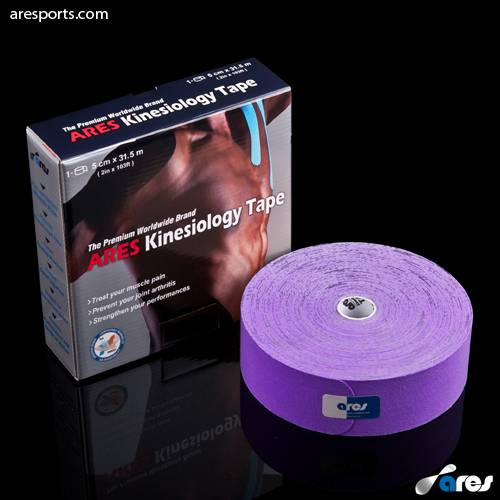 Ares Precut Kinesiology tape