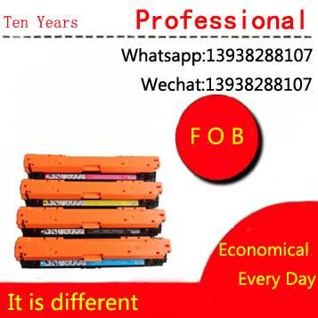 JUEN Color Toner Cartridge 740 741 742 743 Compatible For HP laserjet 5225
