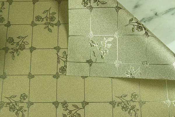 EVA Elegant Metal tablecloth