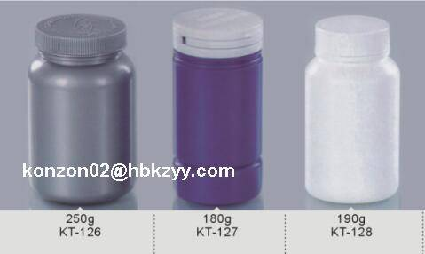 HDPE plastic bottles for solid medicines pharmaceutical pills tablet