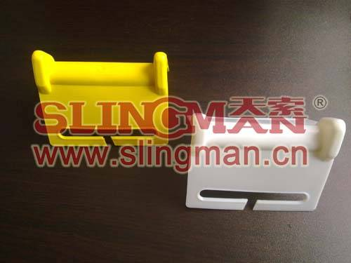 China supplier corner protections for lashing strap tie down web lashing